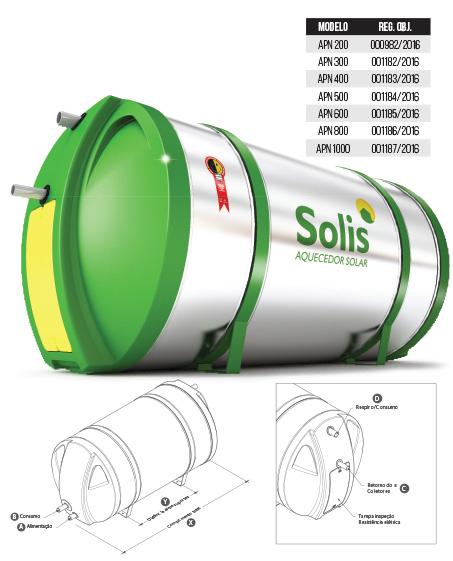 Reservatório Solar Solis