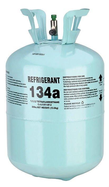 Gás R134